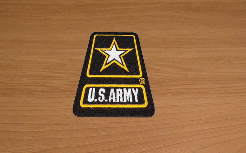 rare army patches on eBay